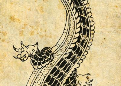 Tatuaje Tailandés