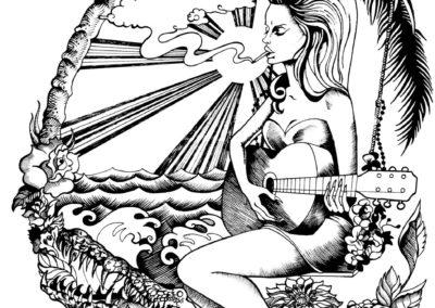 Lana del Rey -Paradise-